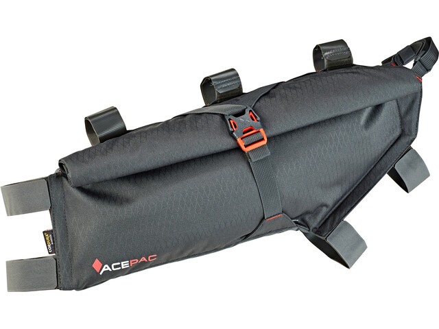 Acepac Roll Frame Bag M grey